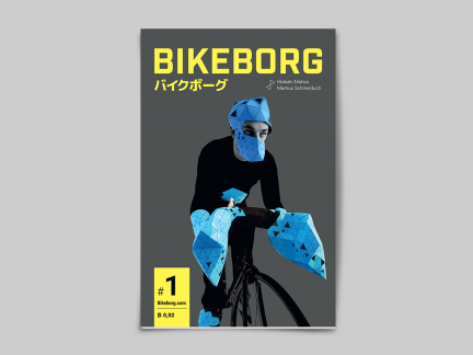 Bikeborg / Design Fiction Comic