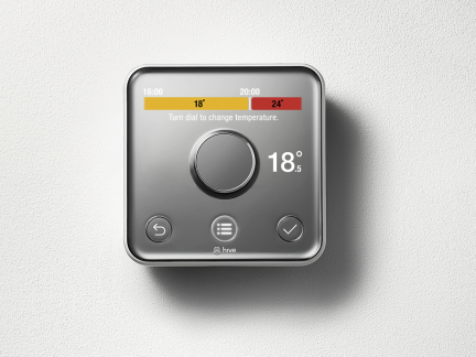 British Gas Hive Thermostat